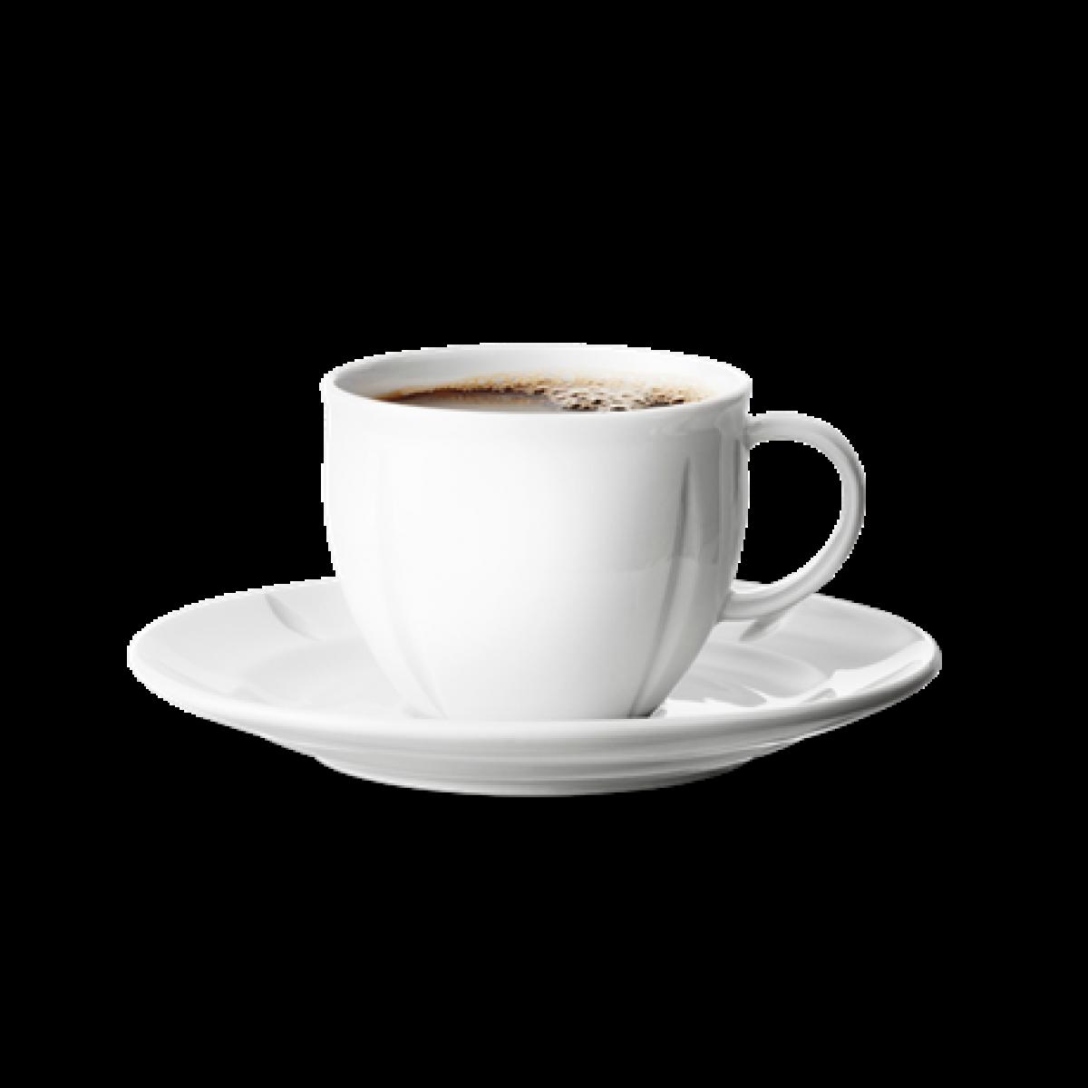 ROSENDAHL Grand Cru Soft kaffekop med underkop 28 cl.