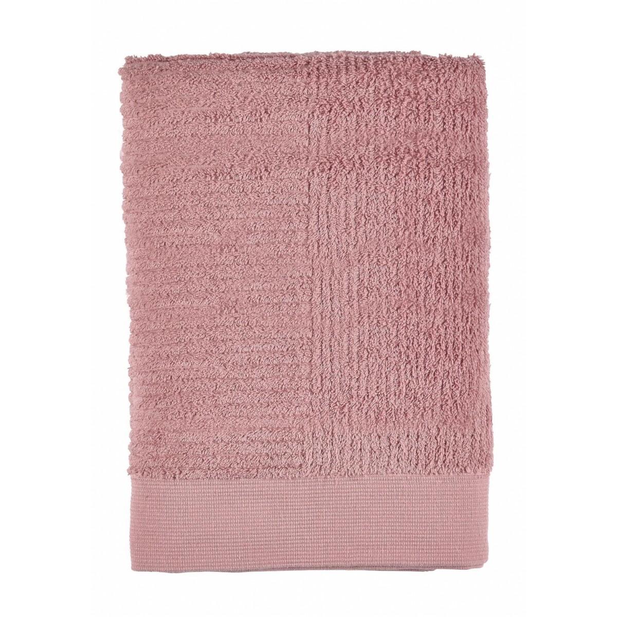 ZONE Classic håndklæde 70 x 140 cm. rosa
