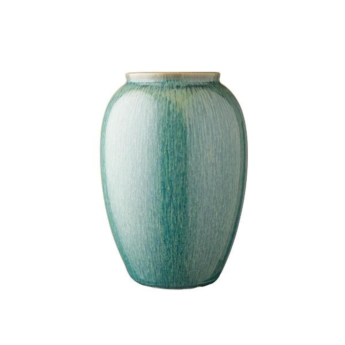 BITZ Vase 25 cm grøn