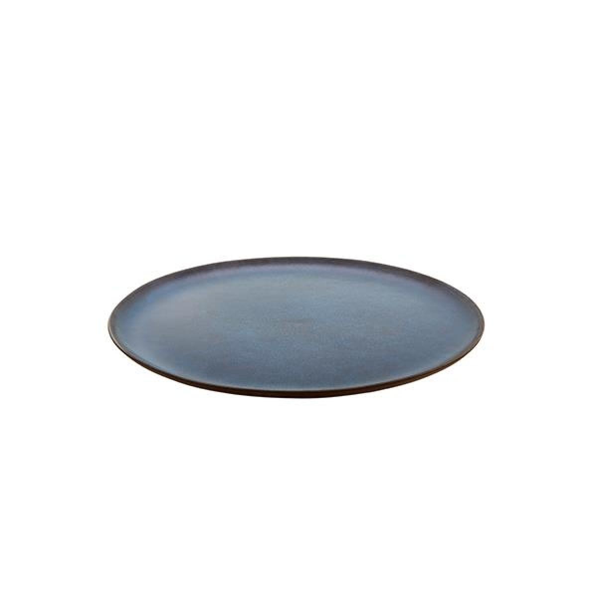 AIDA Raw middagstallerken 28 cm - midnight blue