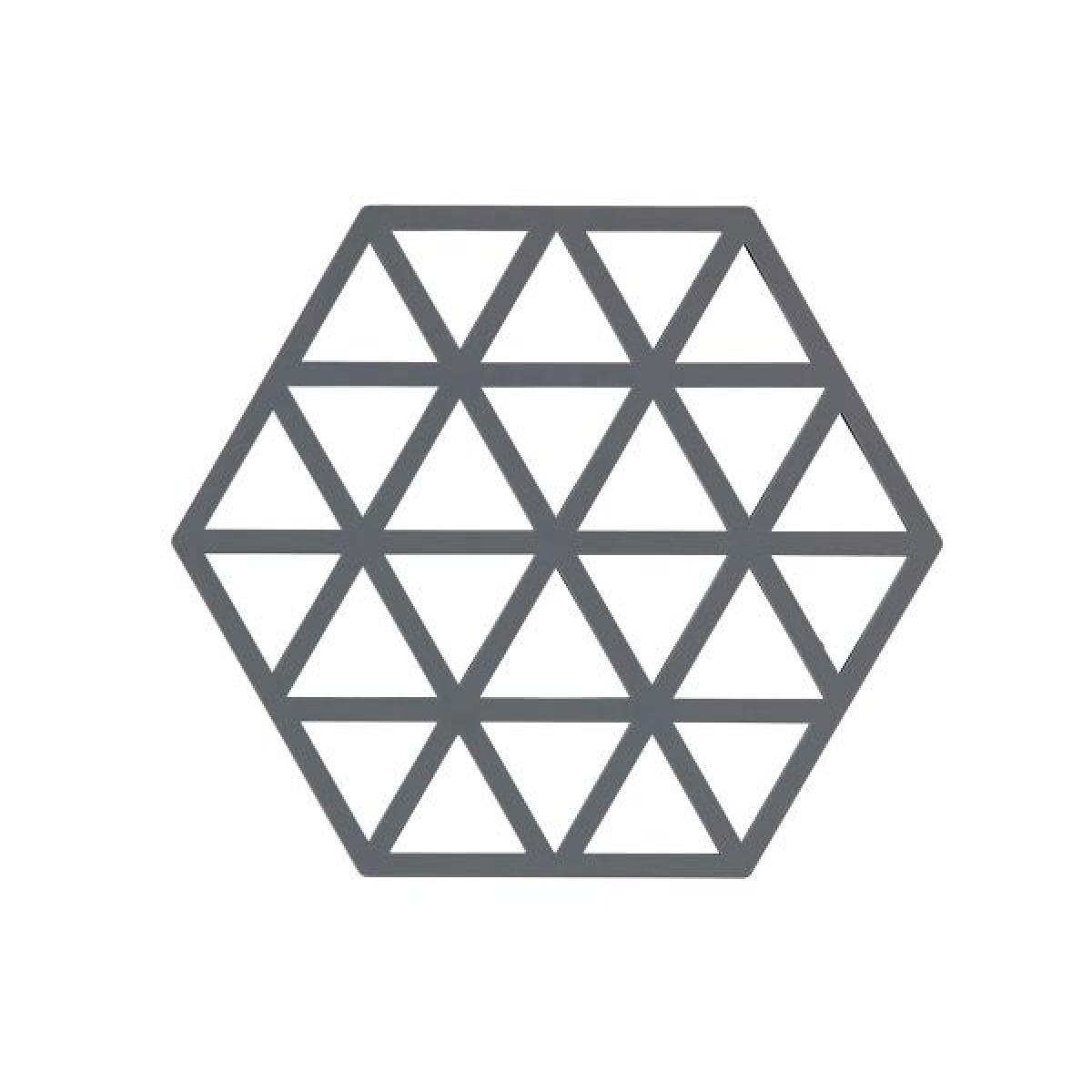 ZONE Bordskåner grå triangle