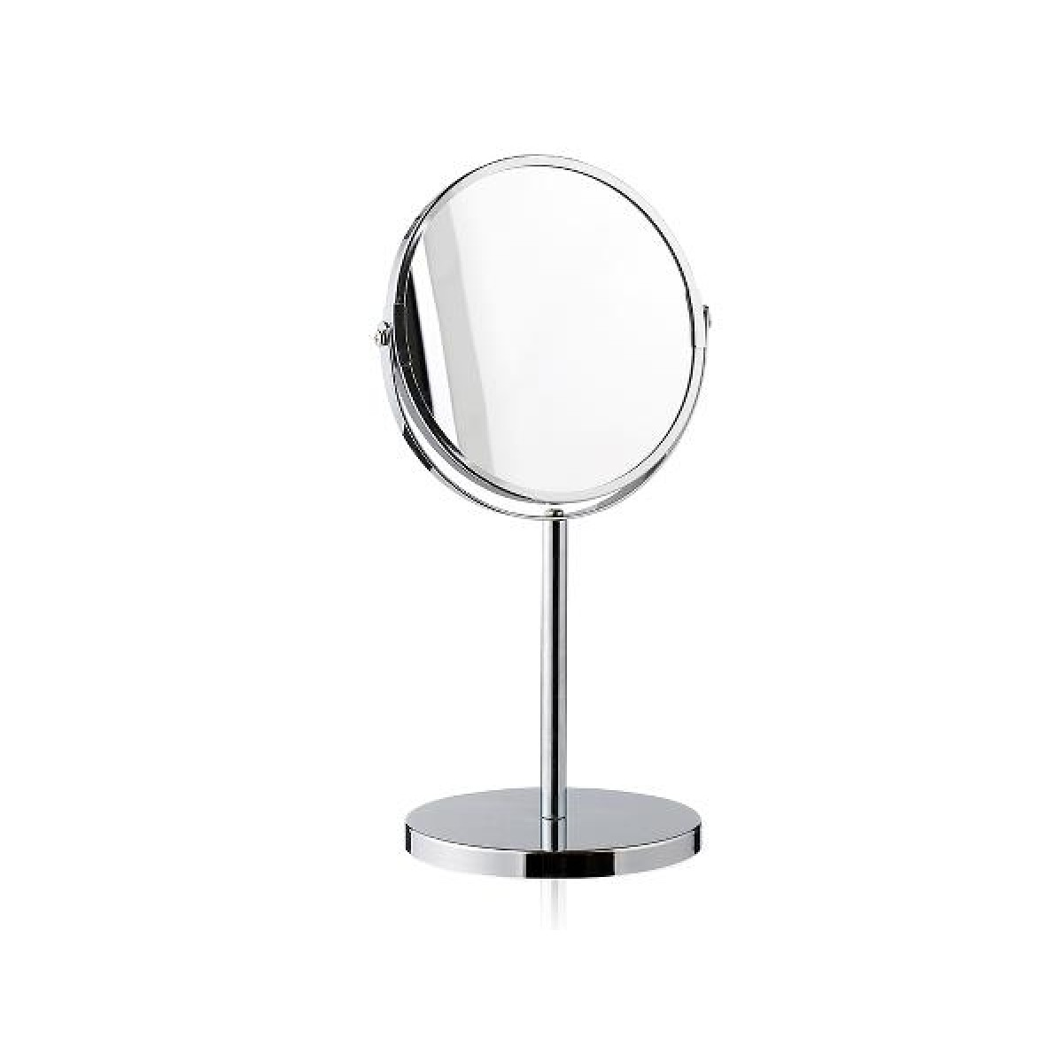 SCANDINAVIA Spejl med vippefunktion ø 17 cm chrom blank