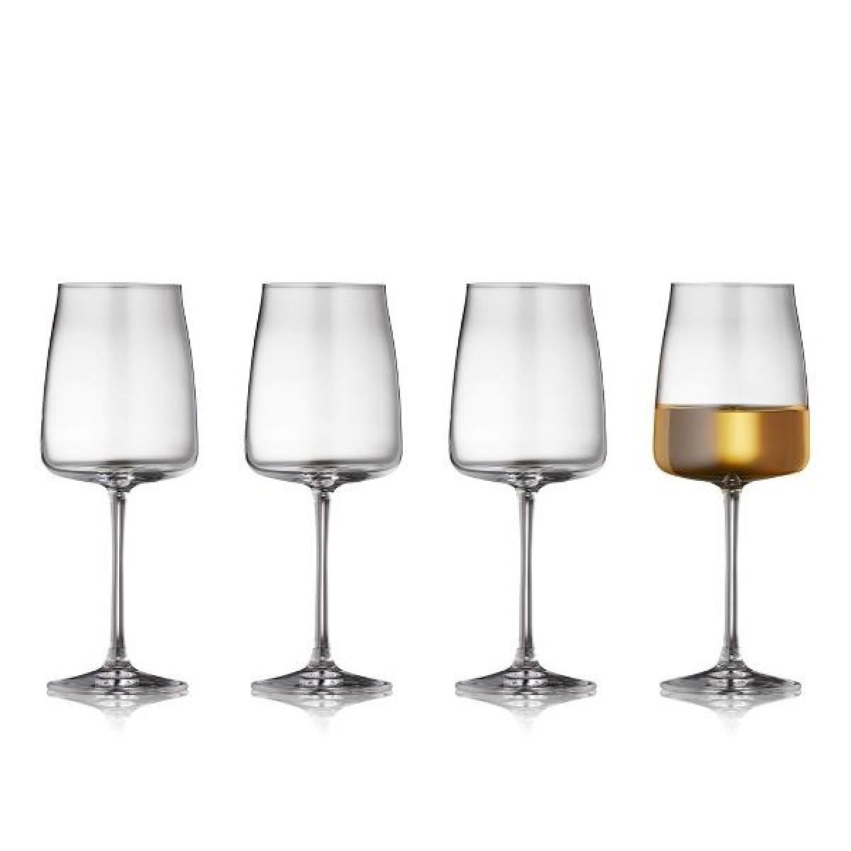 LYNGBY GLAS Zero hvidvinsglas 43 cl 4 stk