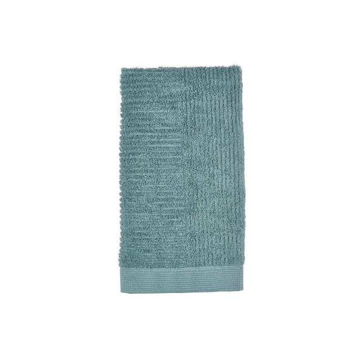 ZONE Classic håndklæde 50 x 100 cm petrol green