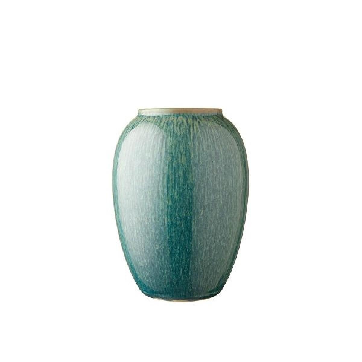 BITZ Vase 20 cm grøn