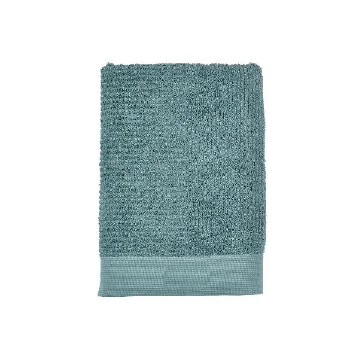 ZONE Classic håndkæde 140 x 70 cm petrol green