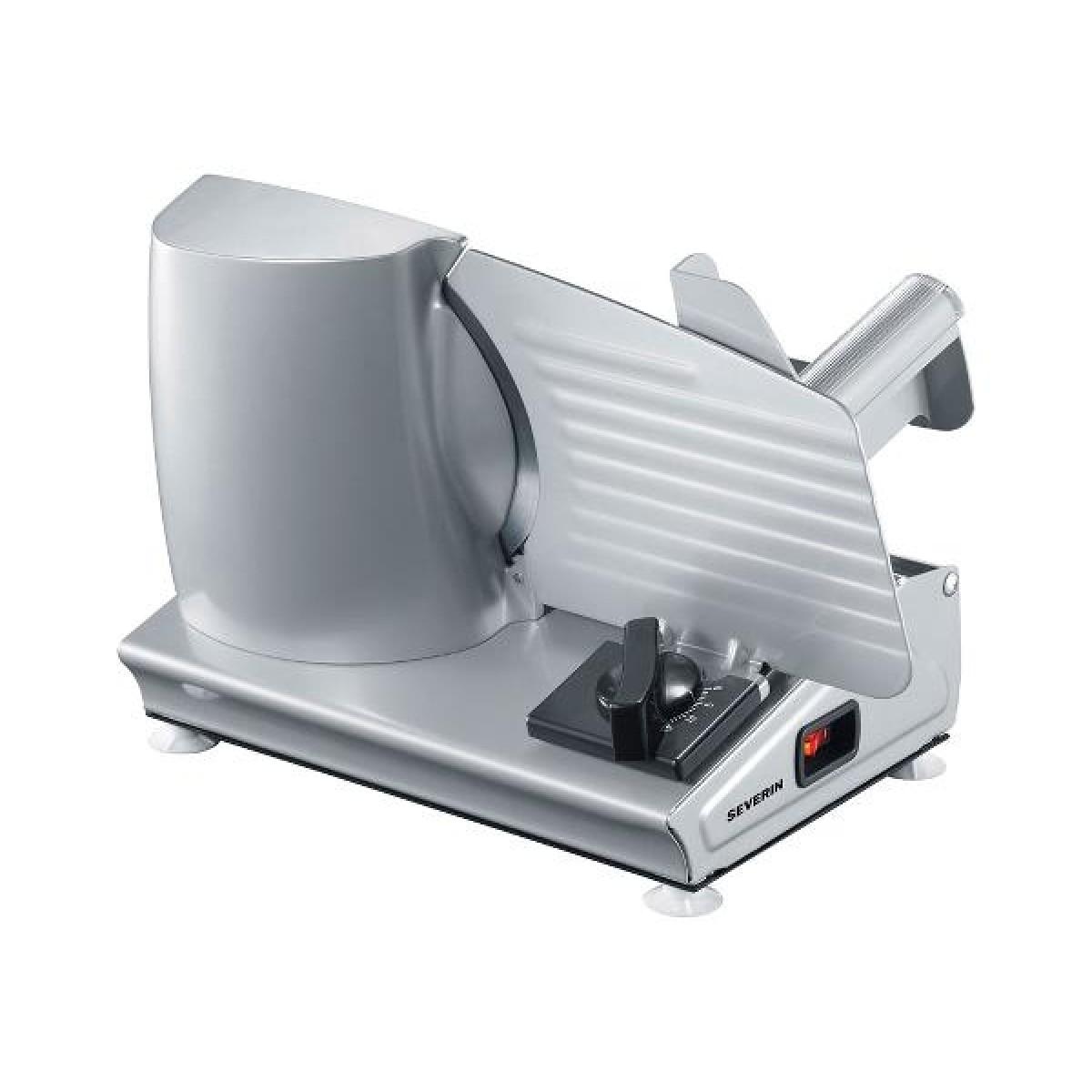 SEVERIN Pålægsmaskine 2 knive 180 watt