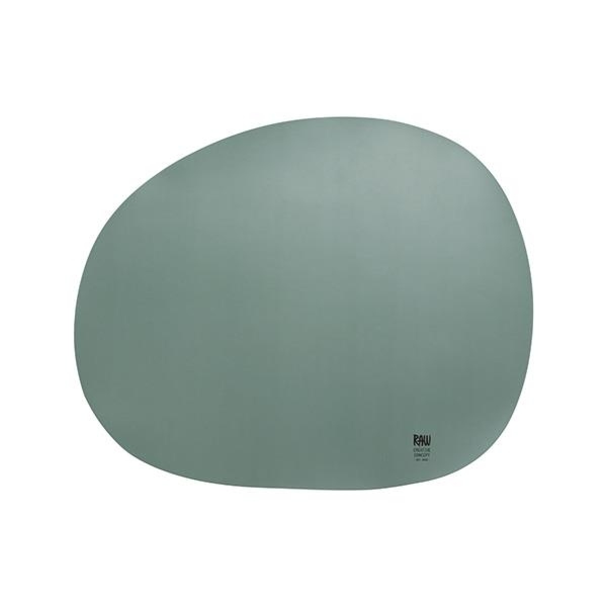 AIDA Raw dækkeserviet grøn