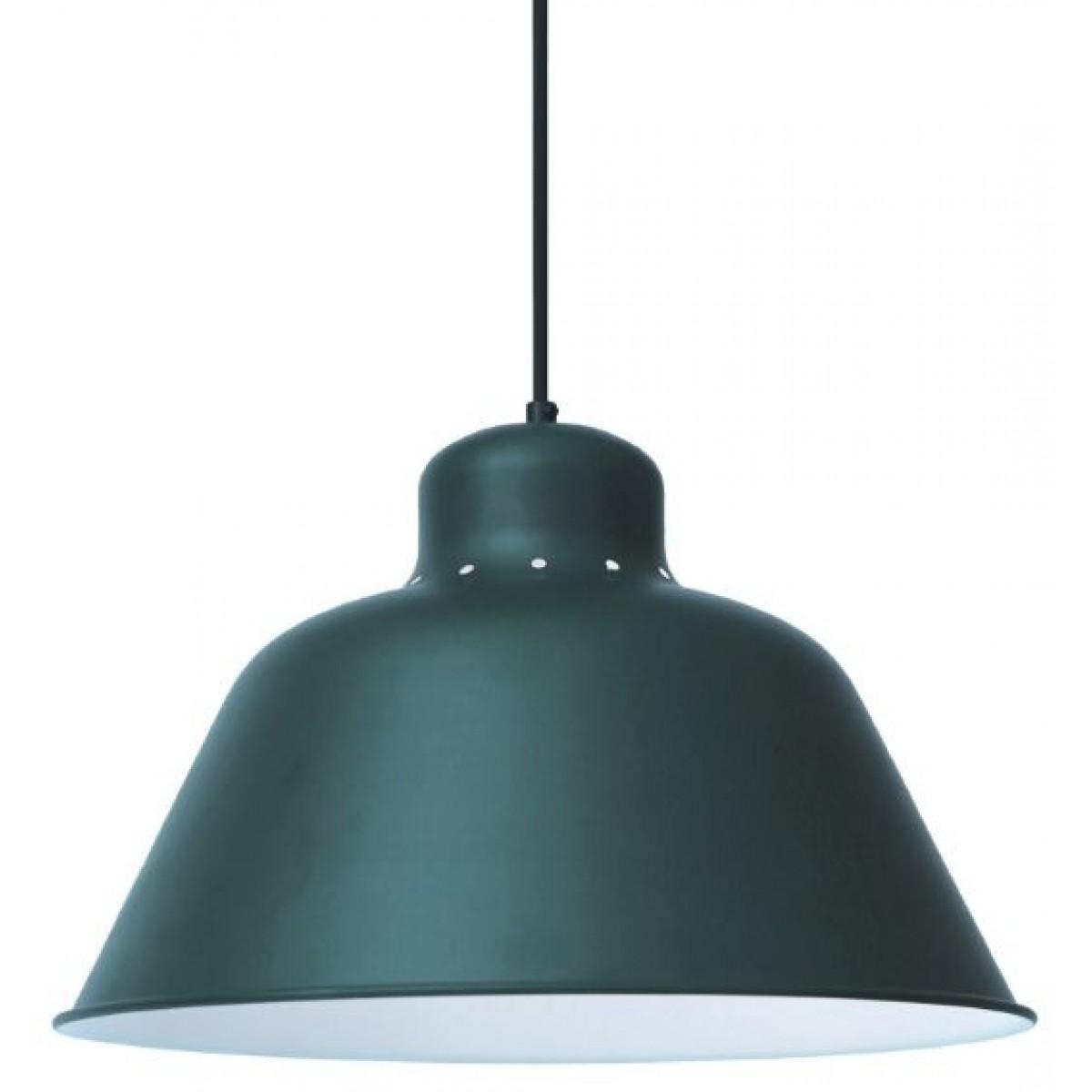 HALO DESIGN Pendel carpenter Ø40 cm - grøn