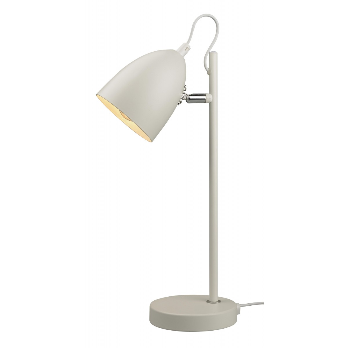 HALO DESIGN Bordlampe yep - hvid