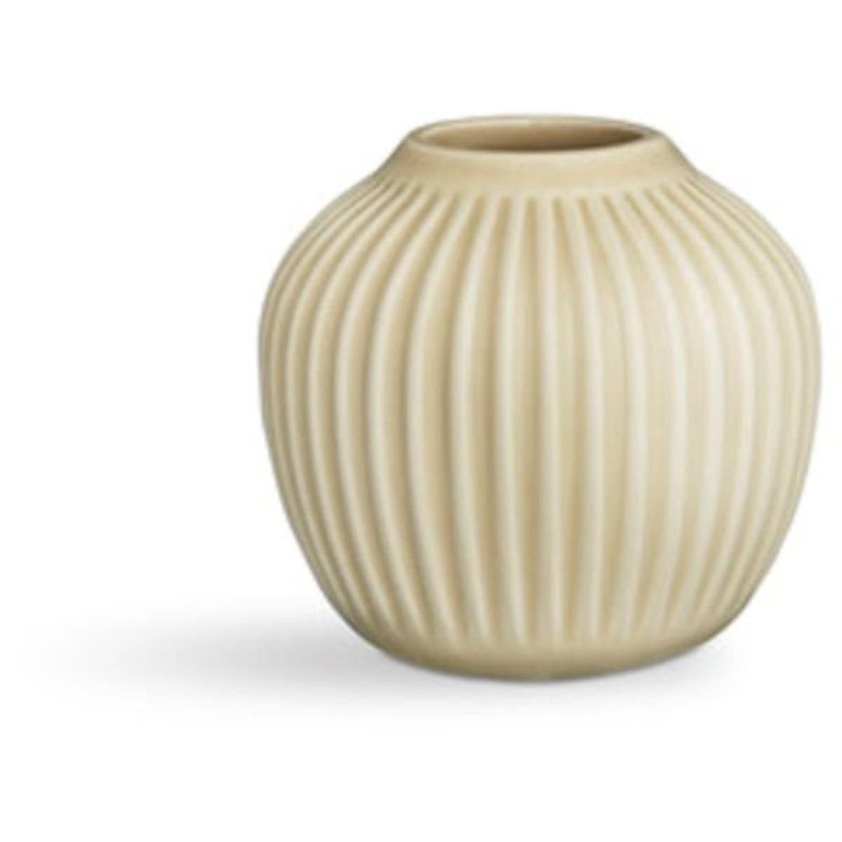 KÄHLER Hammershøi vase birk 12,5 cm