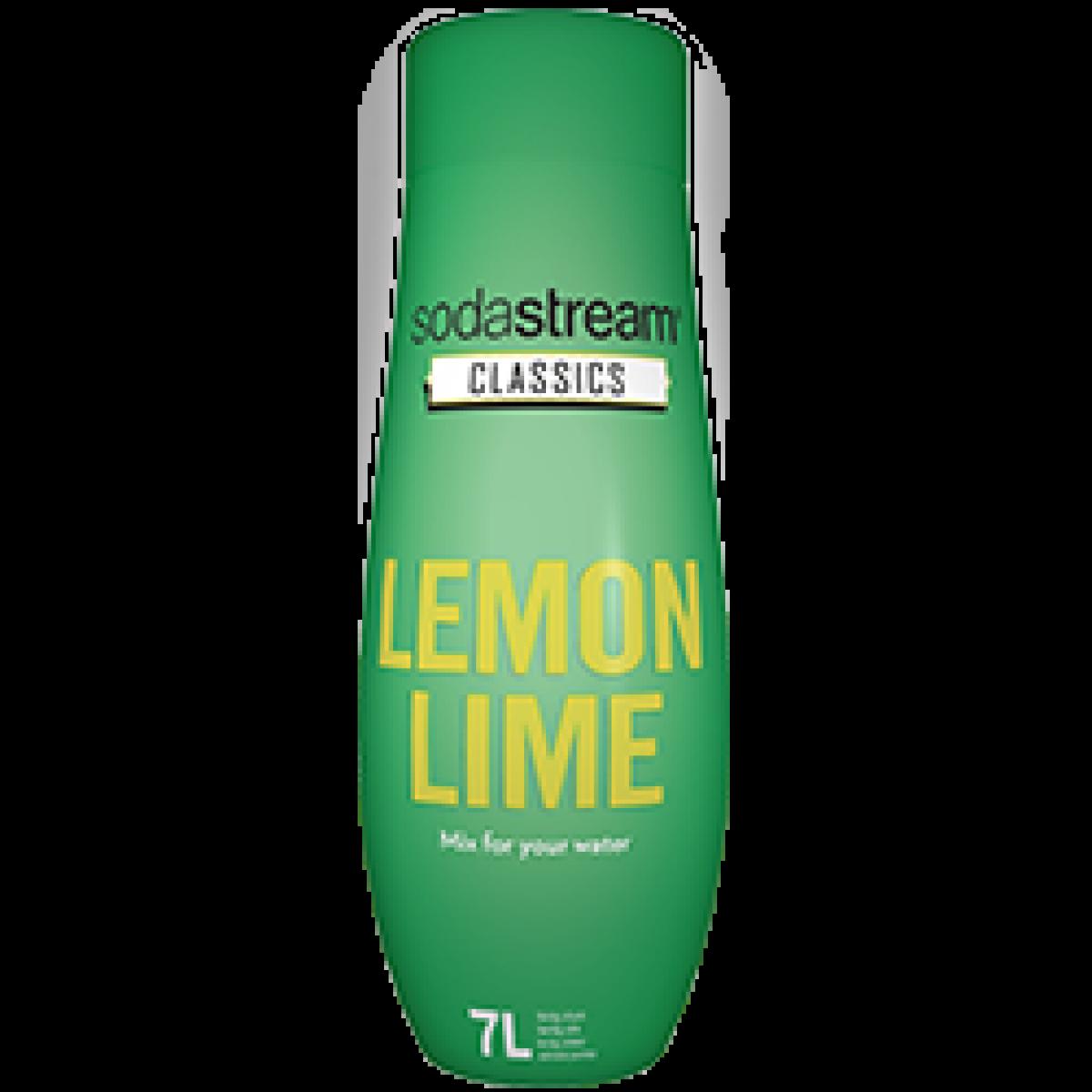 SODASTREAM Koncentrat lemon lime