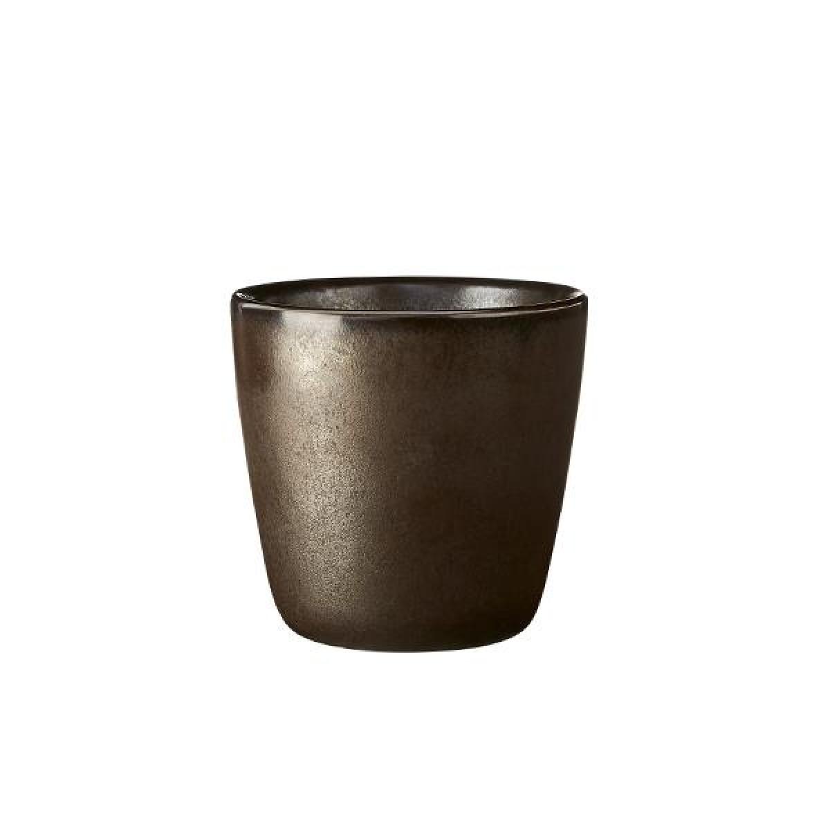AIDA Raw krus u. hank 30 cl - metallic brown