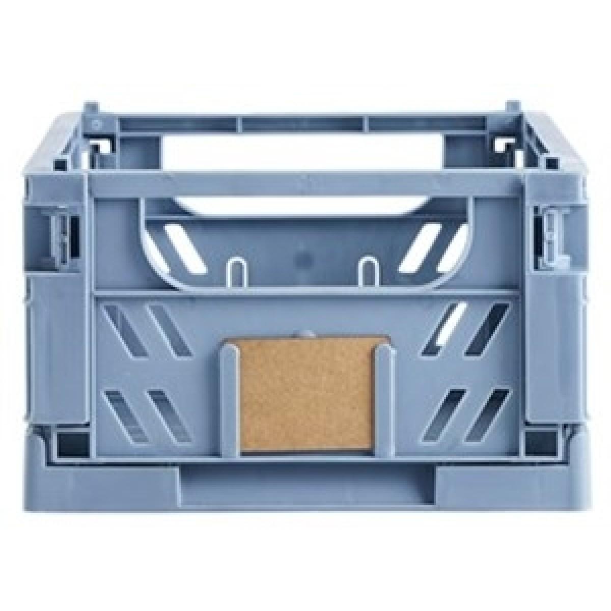 DAYOpbevaringskassefoldbar33x245x15cmlysbl-012