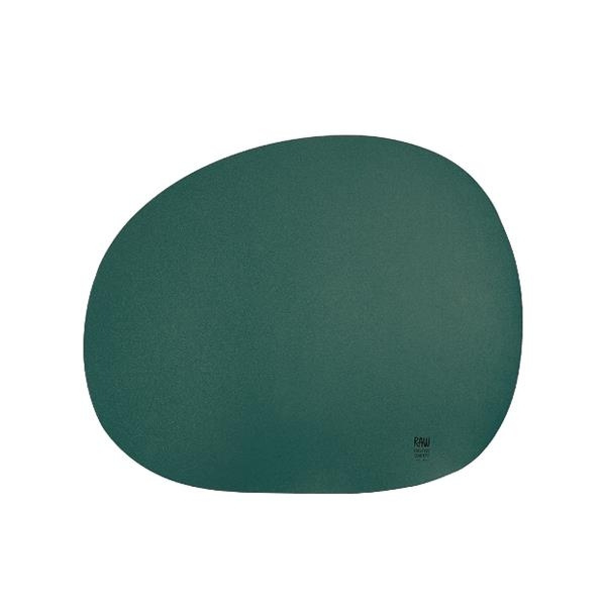 AIDA Raw dækkeserviet mørk grøn