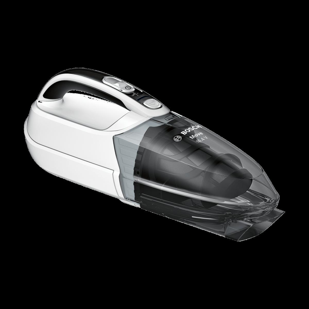 BOSCH Håndstøvsuger move 14.4V - hvid