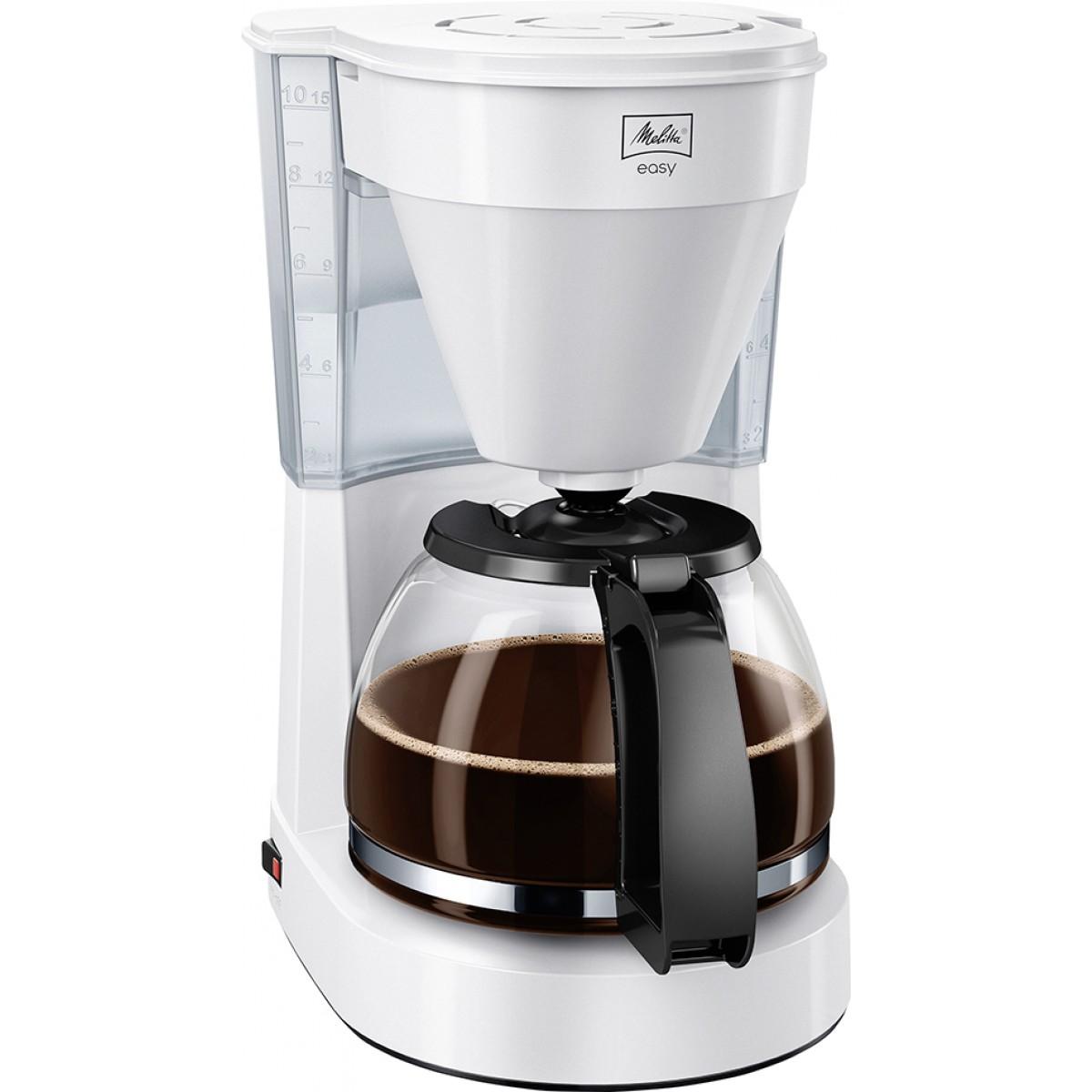 MELITTA Kaffemaskine Easy II hvid