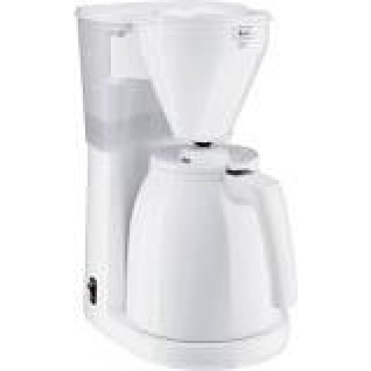 MELITTA Kaffemaskine m/termokande easy hvid