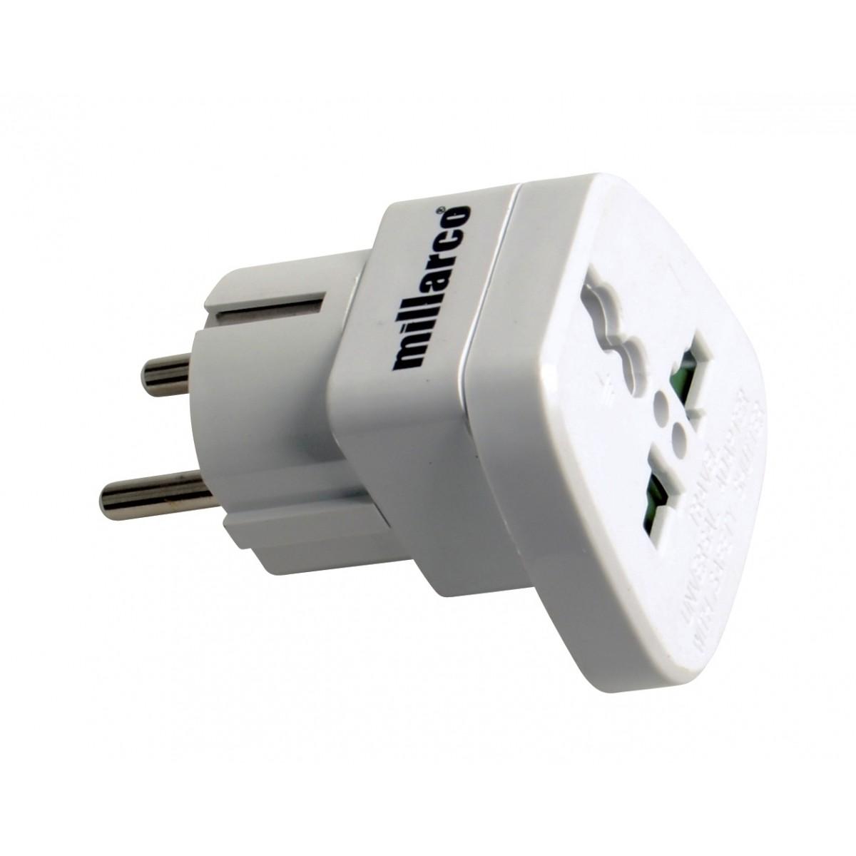 MILLARCO Universal adapter t/brug i DK