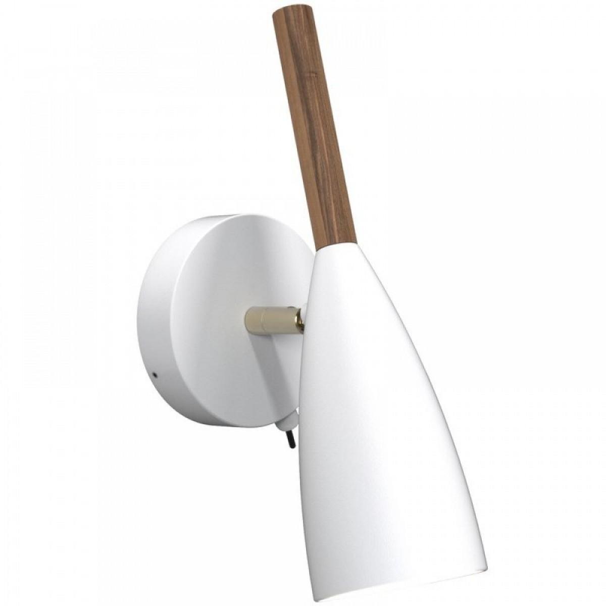 NORDLUX Pure væglampe hvid
