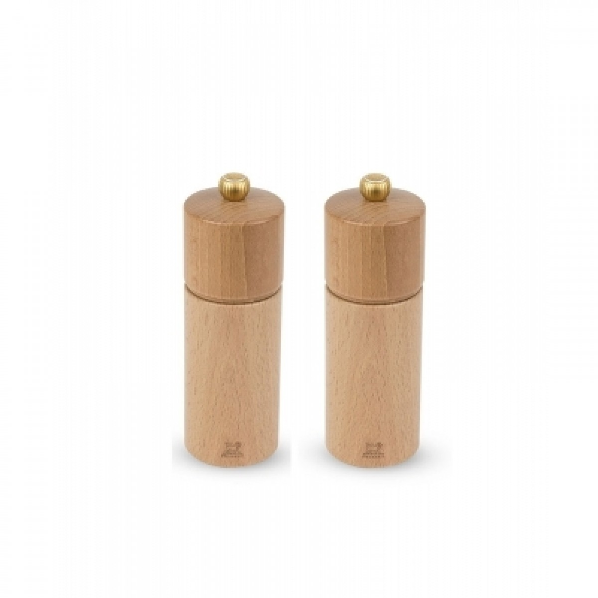 PEUGEOT Chatel salt & peberkværnsæt 16 cm - natur