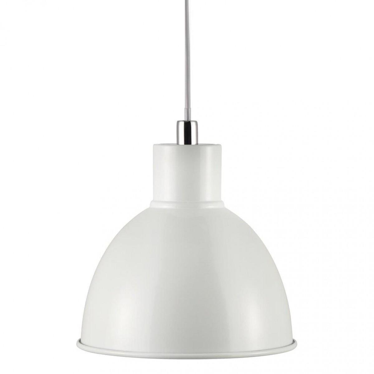 NORDLUX Pendel pop hvid