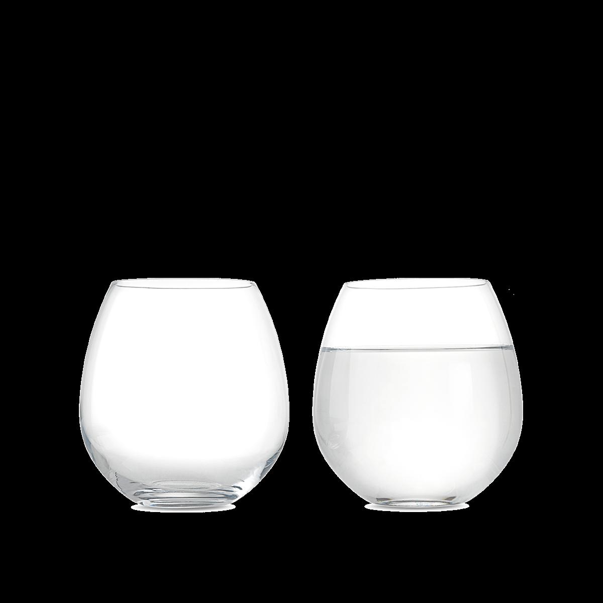 ROSENDAHL Premium vandglas 52 cl 2 stk