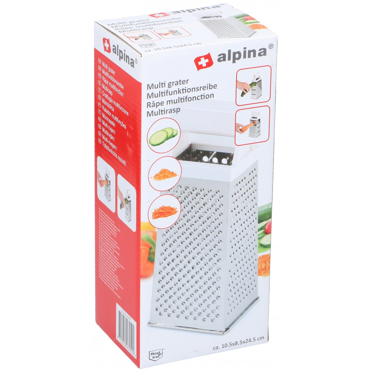 ALPINA Multi rivejern 10,5 x 8,5 x 24,5cm