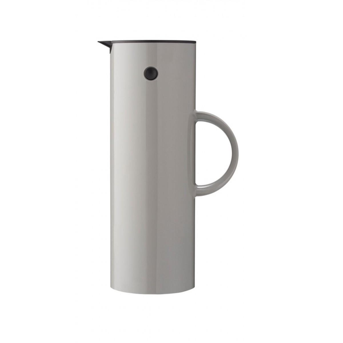 STELTON Termokande 1,0 ltr lys grå EM77