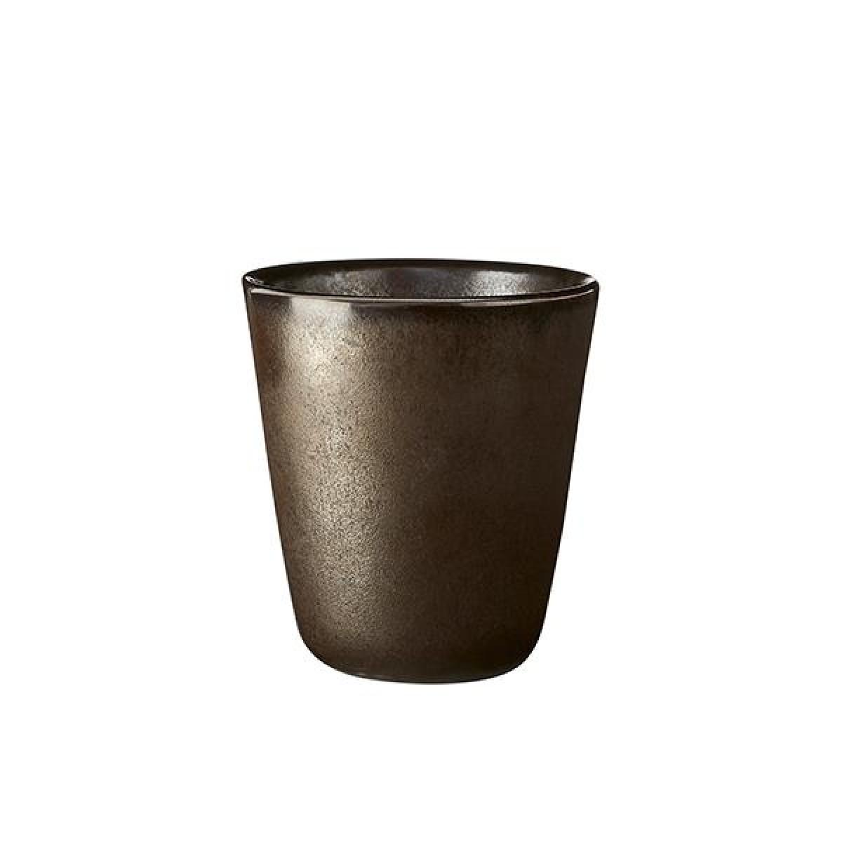 AIDA Raw termokrus 25 cl - metallic brown