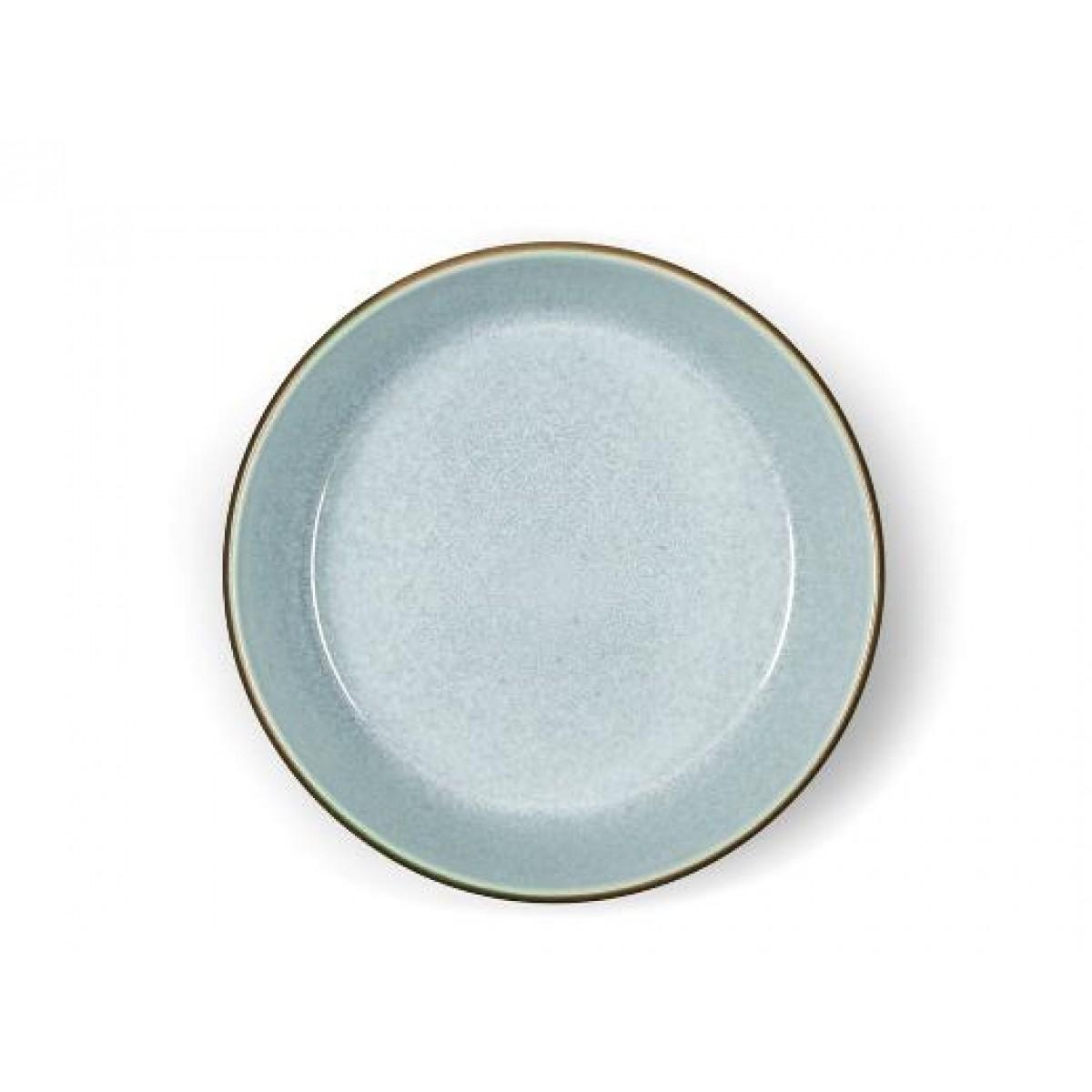 BITZ Suppeskål gastro 18 cm grå/lysblå