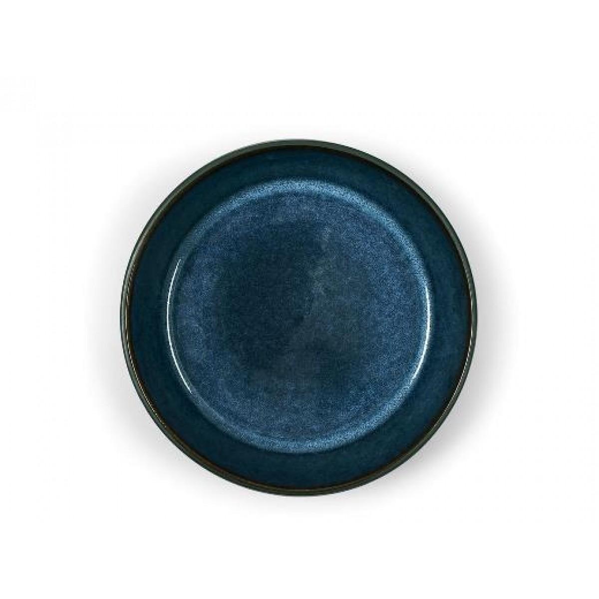 BITZ Suppeskål gastro 18 cm sort/blå