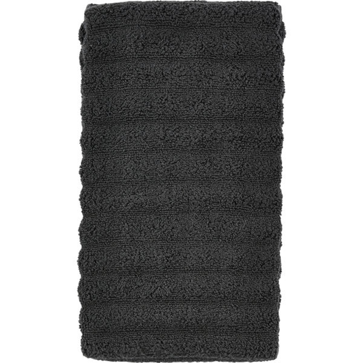 ZONE Classic håndklæde 50 x 100 cm sort