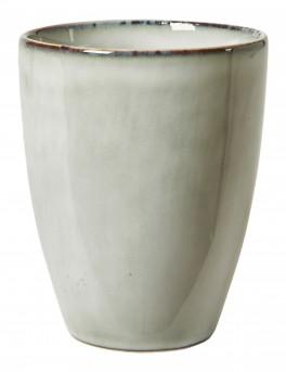 DACORE Krus uden hank 8 x 10 cm blank stone