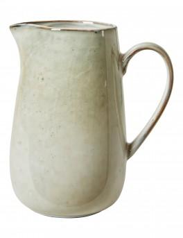DACORE Kande med hank stentøj 1,5 ltr - blank stone