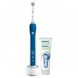 ORAL-B Tandbørste pro 2800s med white tandpasta