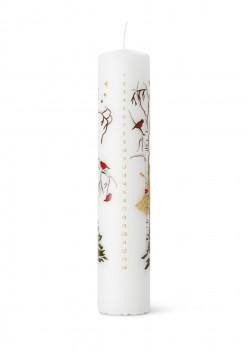 HOLMEGAARDChristmaskalenderlys20215cm-20