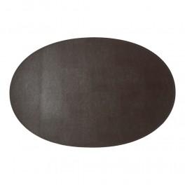DACOREDkkeservietgenbrugslderovalmrkebrun-20