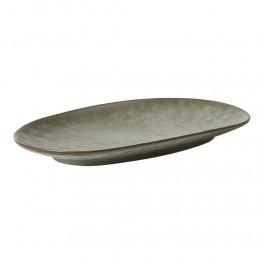 DACORE Serveringsfad ovalt lille - grå
