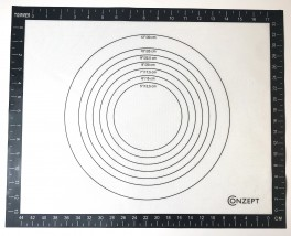 CONZEPTBagemttesilikoneglasfiber50x40cm-20