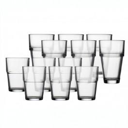 Vandglas12stk2737cl-20