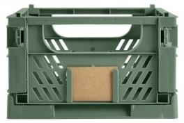 DAYOpbevaringskassefoldbar33x245x15cmdillgreen-20