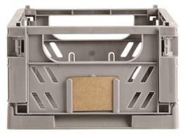 DAYOpbevaringskassefoldbar25x165x10cmflintgrey-20