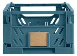 DAYOpbevaringskassefoldbar25x165x10cmtapestryblue-20