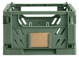 DAYOpbevaringskassefoldbar25x165x10cmdillgreen-20