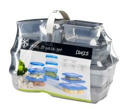 PLAST1Opbevaringsbokse20dele-20