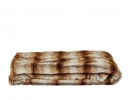 VILLACOLLECTIONPlaidipelsbruncreme150x125cm-20