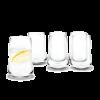 HOLMEGAARD glas klar 6 stk. 25 cl.