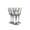 LYNGBY Melodia krystal hvidvinsglas 21 cl. 4 stk