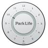 PARKLIFE Parkeringsur titanium silver